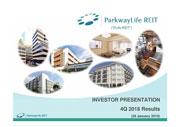 PLife REIT Investor Presentation Slides Full Year 2018 Results