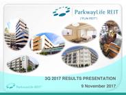 3Q 2017 Results Presentation