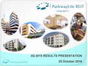 3Q 2018 Results Presentation